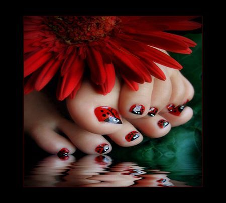 Pedicure and Manicure Tips